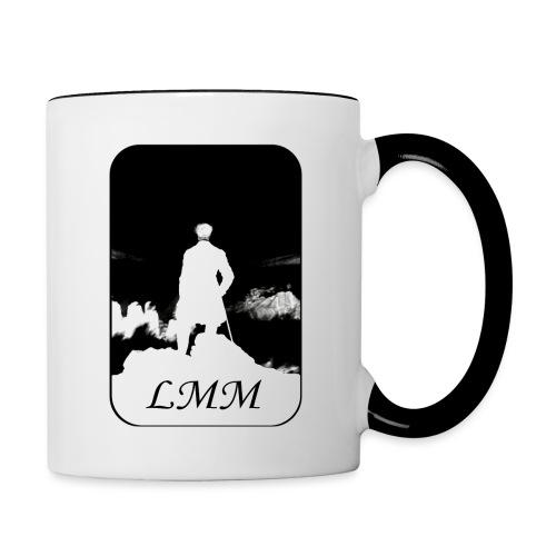 Logo LMM black png - Mug contrasté