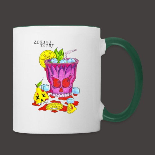 MOJITO LEMON - Mug contrasté