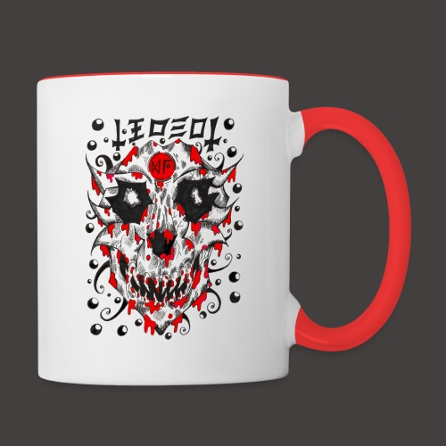 LOBO - Mug contrasté