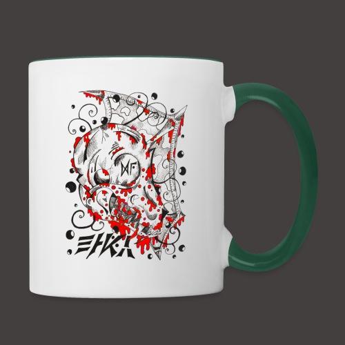 Baty - Mug contrasté