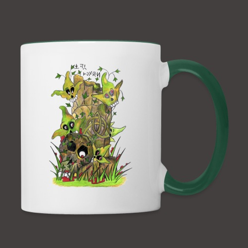Ivy Death - Mug contrasté