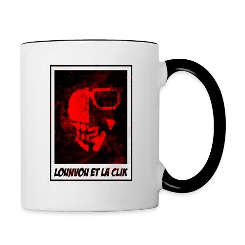 lounvou tab - Mug contrasté