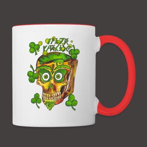 St Patrick - Mug contrasté