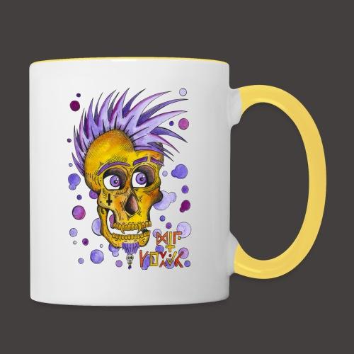 Autoportrait - Mug contrasté