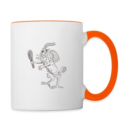 Krampus - Contrasting Mug