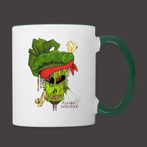PIRATE BROCCOLI - Mug contrasté