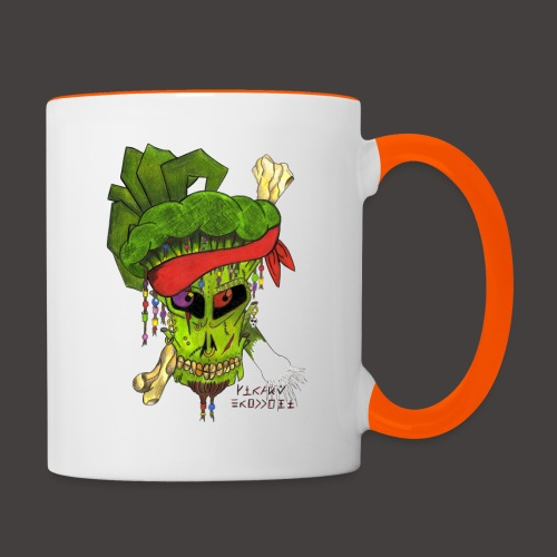 PIRATE BROCCOLI - Mug contrasté