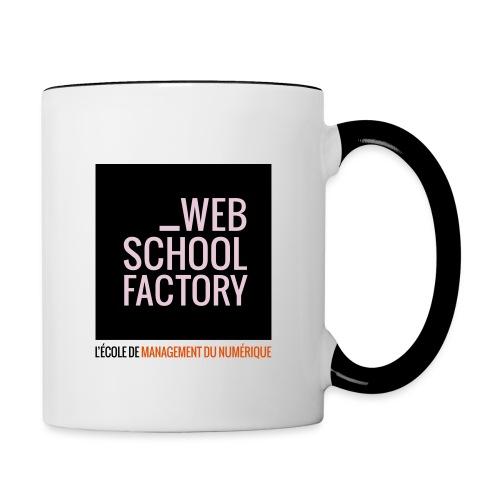 WSF LOGO VECT CMJN - Mug contrasté