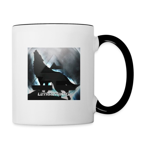 logo 1 - Contrasting Mug