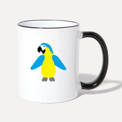 Gelbbrustara - Contrasting Mug