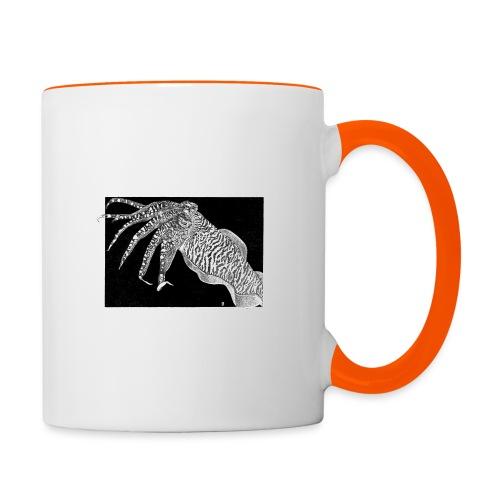 Cuttlefish - Contrasting Mug