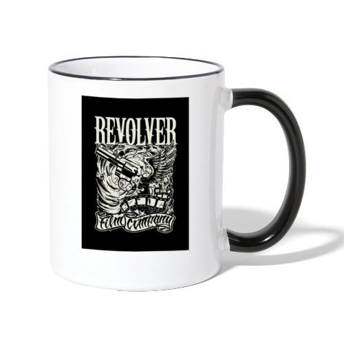 rEvolver Vortex - Contrasting Mug