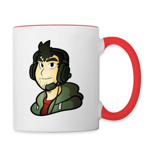 Gamer / Caster - Contrasting Mug