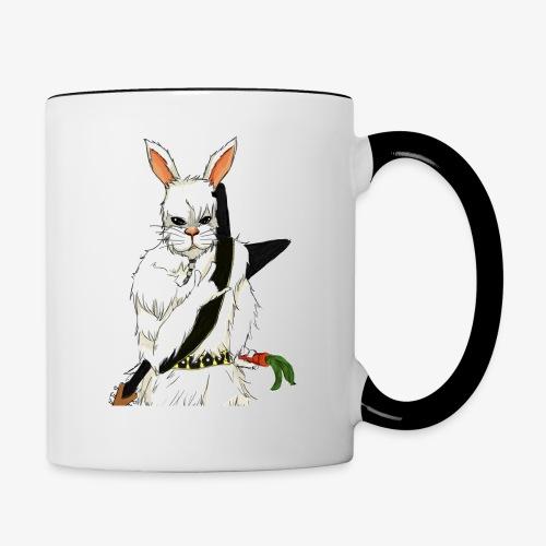 The white Rabbit - Tofarget kopp