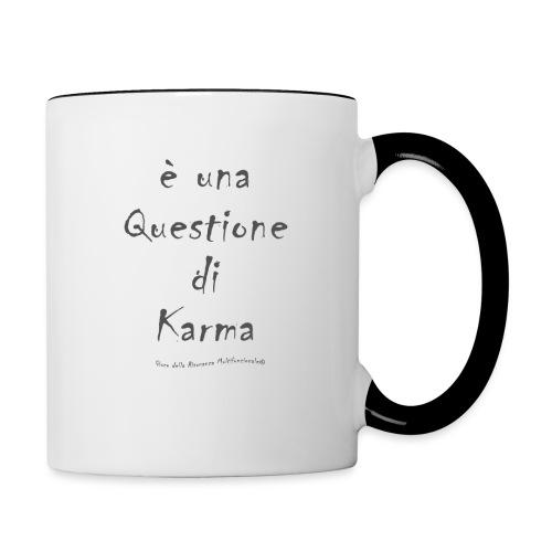 questione di Karma - Tazze bicolor