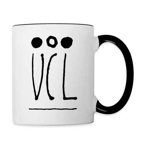 vcl_done - Tasse zweifarbig