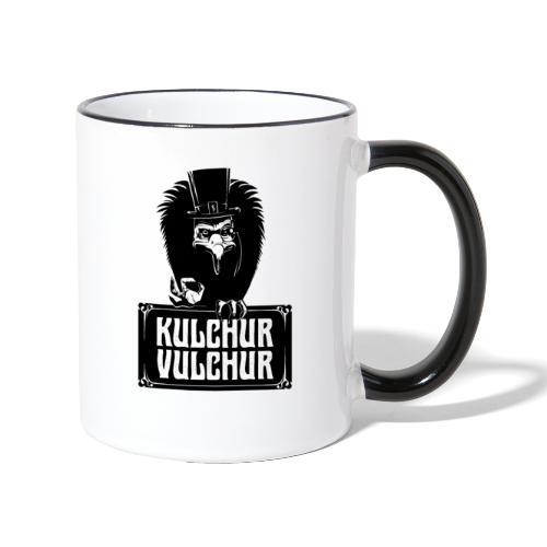 Kulchur Vulchur - Contrasting Mug