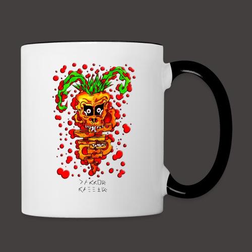 Bunny Carrot - Mug contrasté