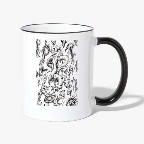 Airbourne Fauna - Contrasting Mug