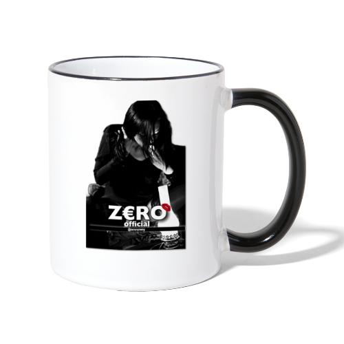 Z€RO official /Andy - Contrasting Mug