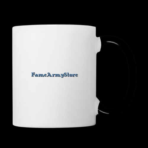 FameArmyStore - Tasse zweifarbig