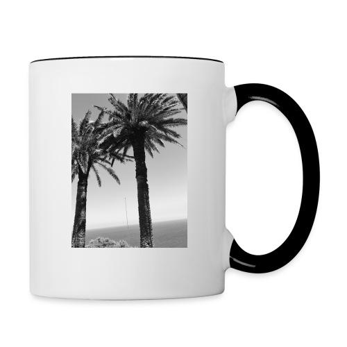 arbre - Mug contrasté