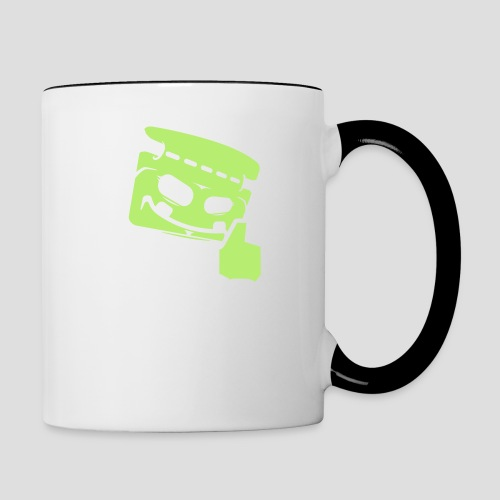 TROLLR Like - Mug contrasté