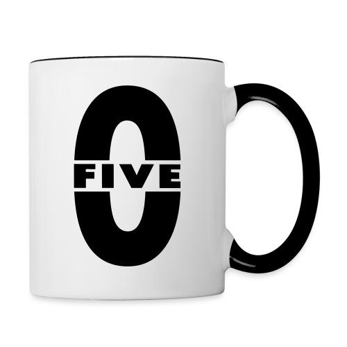 Five0 - Mug contrasté