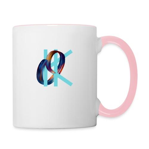 OK - Contrasting Mug