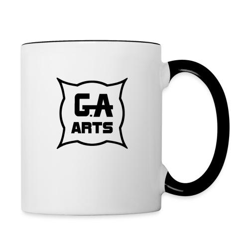G.A.Arts - Mug contrasté
