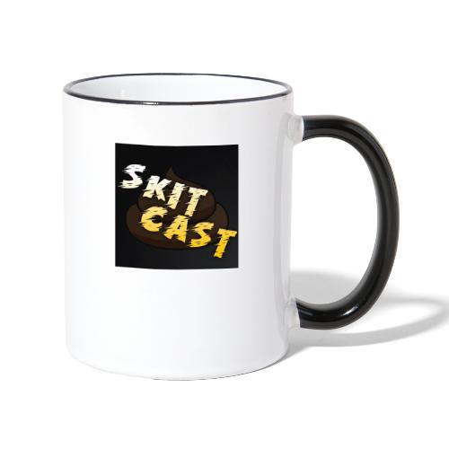 Pdcast bilde - Tofarget kopp