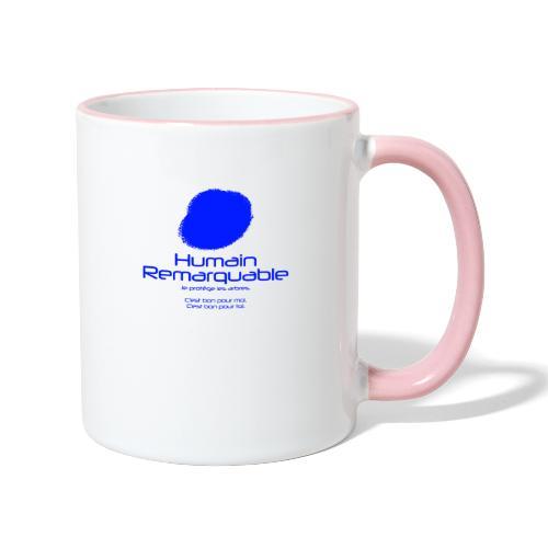 Humain Remarquable - Mug contrasté
