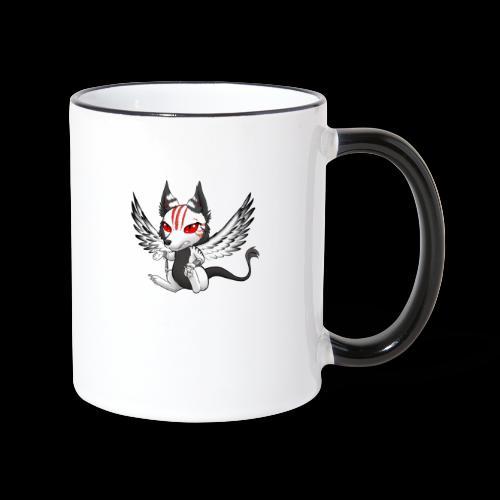 Démon Wolfire - Mug contrasté