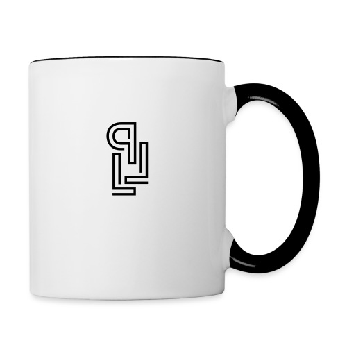 "Design LPL ""Antique"" - Mug contrasté"