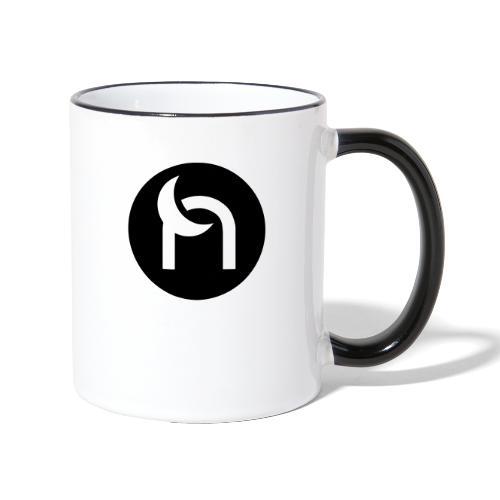 Nocturnal Samurai Black - Contrasting Mug