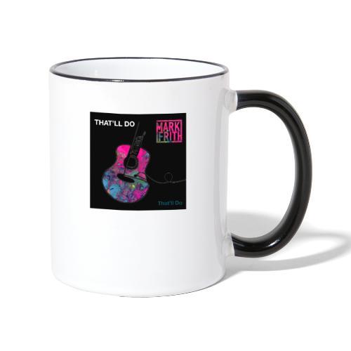 That'll Do Artwork - Contrasting Mug