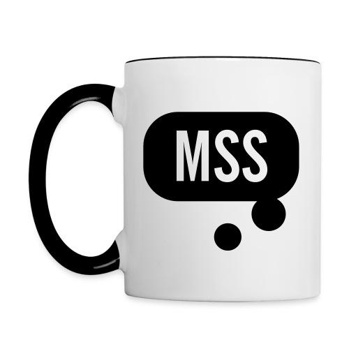 MSS Logo - Contrasting Mug