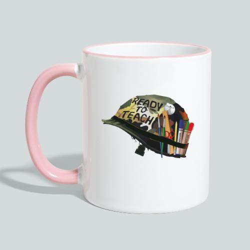 Ready to teach Art - Mug contrasté
