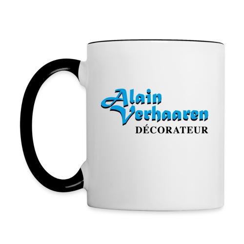 tshirt AV (recto) - Mug contrasté