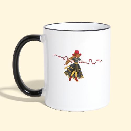 Ladybird - La célèbre uchronaute - Mug contrasté