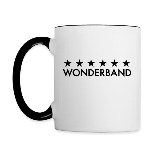wonderbandtextlegacy - Tvåfärgad mugg