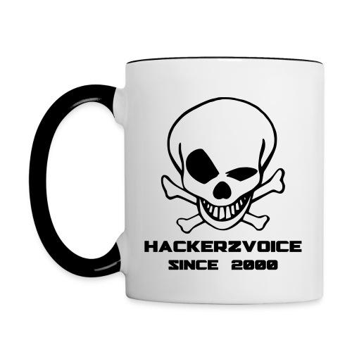 hzv visu oldschoolsince - Contrasting Mug