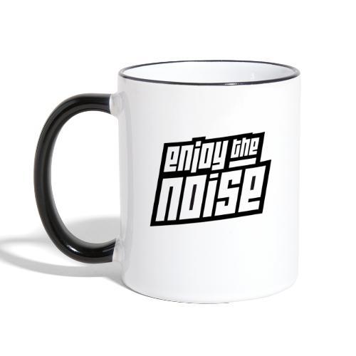 1 Logo 01 png - Mug contrasté