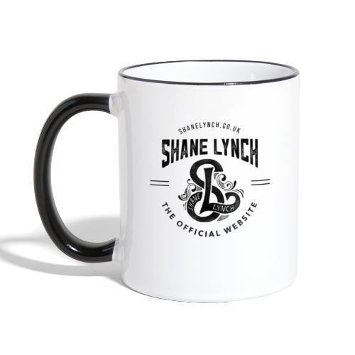 Black - Shane Lynch Logo - Contrasting Mug