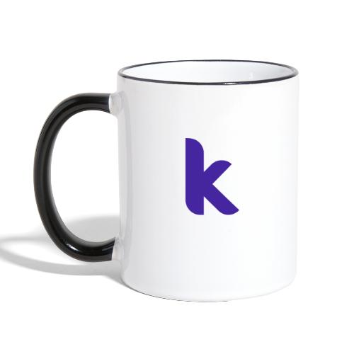 Classic Rounded Inverted - Contrasting Mug