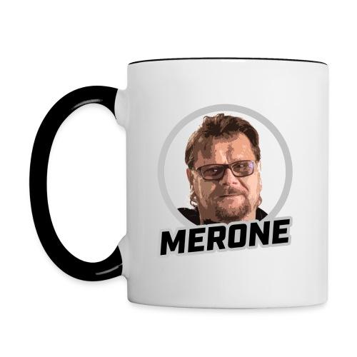 Merone t-paita - Contrasting Mug