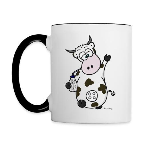 MeuhNox la vache - Mug contrasté