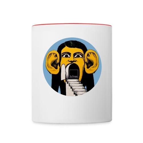 BalveButton - Contrasting Mug