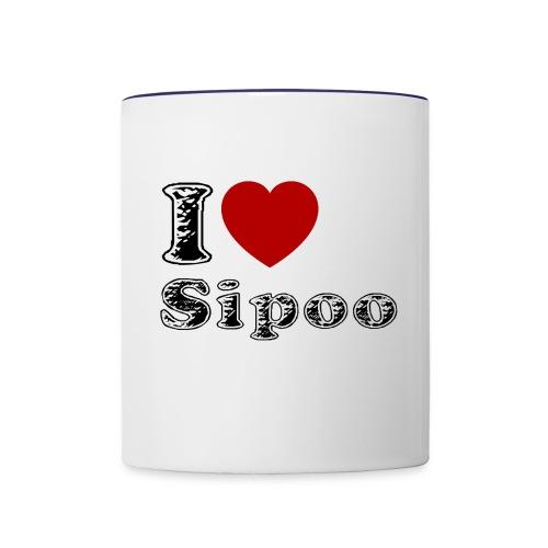 Sipoo -kahvimuki - Contrasting Mug