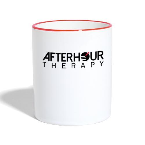 Afterhour Therapy SERIE.one - Tasse zweifarbig